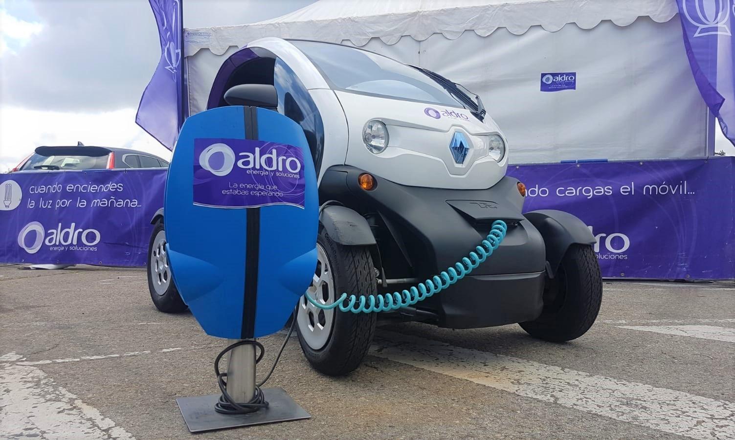 El Go2E-Car ve la luz en la Expo del Vehículo de ASECOVE